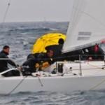 J24: La Superba della Marina Militare al comando del Trofeo Lozzi e dell'Invernale di Anzio