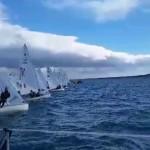 Crotone, Campionato nazionale 470: ecco il video della partenza