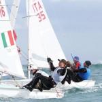 Regata nazionale Classe 470, Crotone day 1: lo Yacht Club Italiano al comando della classifica