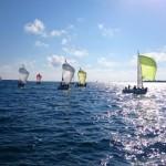 J24, Campionato Invernale Città di Taranto: Doctor J a un passo dalla vittoria finale