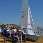 """La vela è senza barriere: """"praticando lo sport della vela la mia prospettiva di vita è cambiata"""". Pa..."""