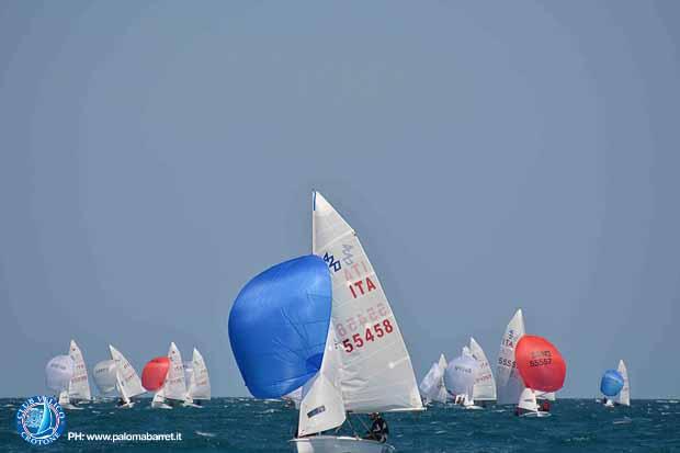 Crotone, regata nazionale classe 420 dichiarazioni, foto e classifica  (11)
