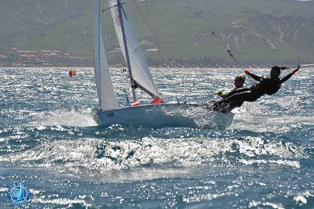 Crotone, regata nazionale classe 420 dichiarazioni, foto e classifica  (13)