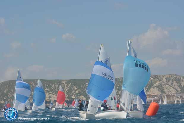 Crotone, regata nazionale classe 420 dichiarazioni, foto e classifica  (6)