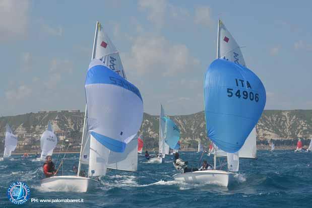 Crotone, regata nazionale classe 420 dichiarazioni, foto e classifica