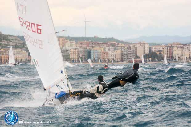 Crotone, regata nazionale classe 420 dichiarazioni, foto e classifica  (9)