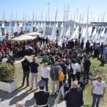 Barche in acqua a Crotone! La prima foto-gallery della regata nazionale 420
