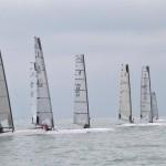 32° TAN, giornata emozionante in acqua J24, Catamarani e Tuscany Regatta