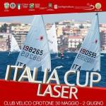 Il Club Velico Crotone pronto per ospitare l'Italia Cup Laser