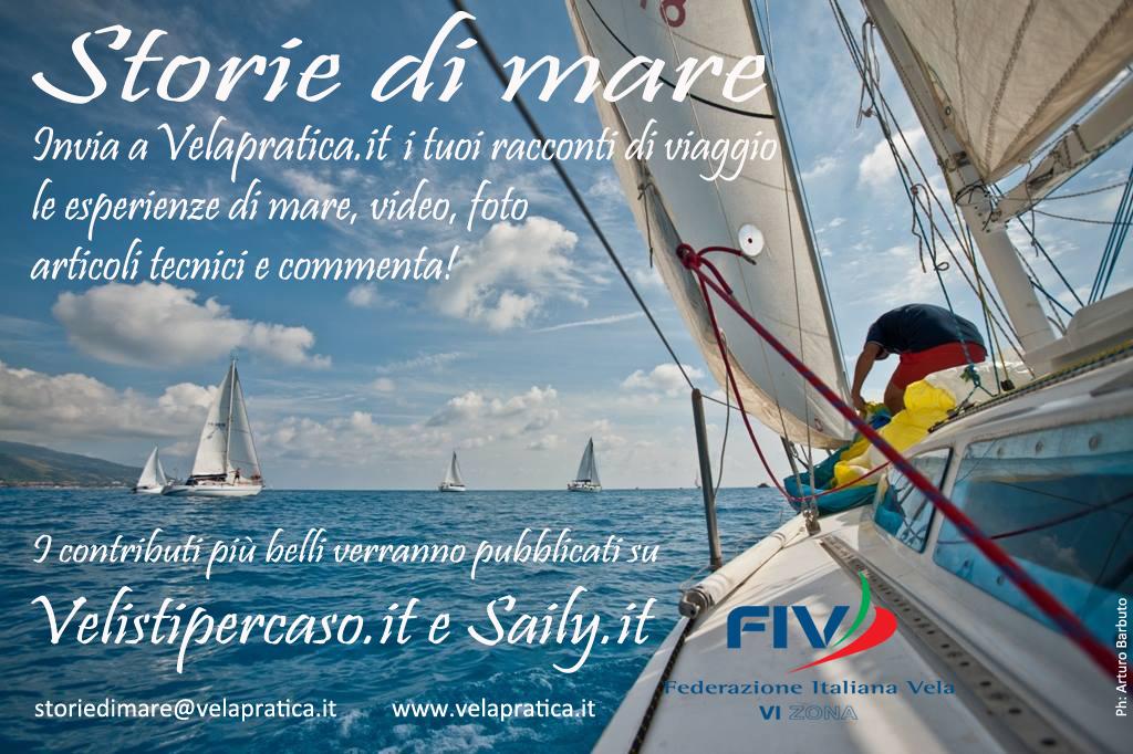 Storie di Mare: racconti di viaggio, esperienze in barca e articoli tecnici