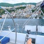 Roberto Soldatini e il suo viaggio in barca a vela verso Scilla