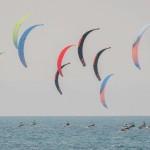 Je suis Maxime Nocher, campione di kitefoil