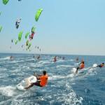 Kitesurf a Gizzeria: al via il campionato del mondo specialità race