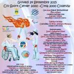 Cosenza, Verso la Giornata Nazionale dello Sport Paralimpico
