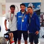 Il Club Velico Crotone va a medaglia nei campionati Italiani di vela giovanile disputati a Dervio