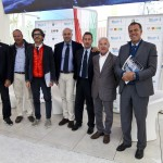Il Club Velico Crotone all'Expo Milano per la presentazione dell'Europeo Optimist