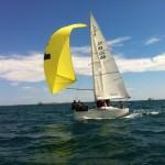 I J24 della Flotta pugliese si sfidano nelle acque di Taranto per la prima di Campionato