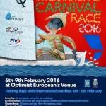 Il carnevale (della vela) si festeggia a Crotone con l'International Carnival Race
