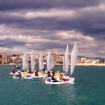 Raduno Interzonale SUD, Lega Navale Crotone: resoconto seconda giornata