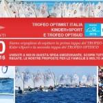 Porto degli Argonauti: la carica dei 300 (Optimist)