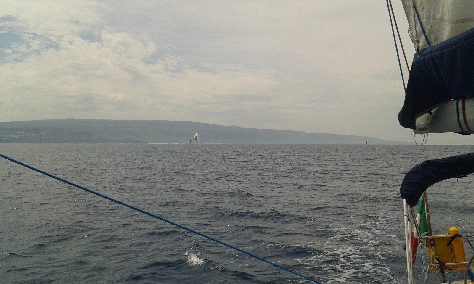 Via col vento regata Tropea, Gizzeria e Pizzo (1)