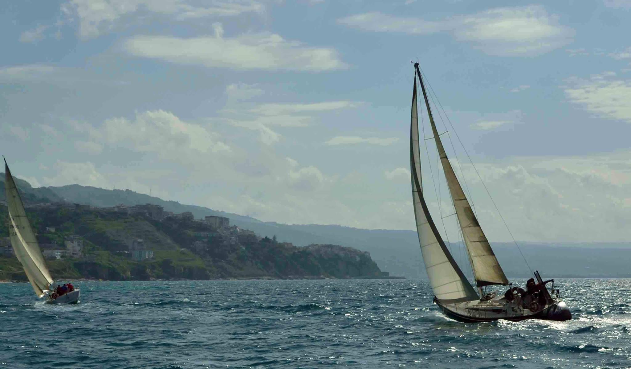 Via col vento regata Tropea, Gizzeria e Pizzo (13)