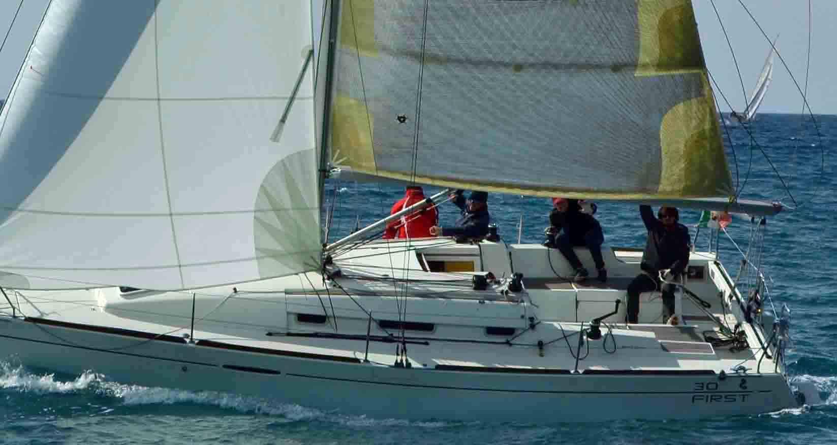 Via col vento regata Tropea, Gizzeria e Pizzo (3)