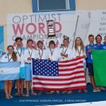 Un mondiale (Optimist) da podio per gli azzurri della vela giovanile