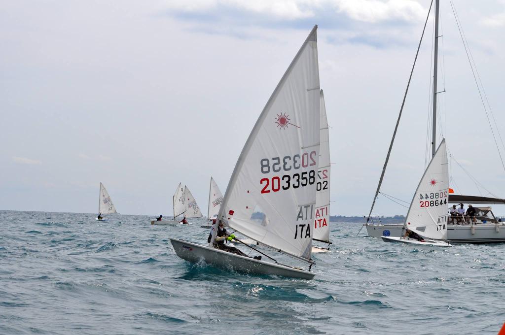 Campionato zonale Laser Crotone foto e classifiche (28)