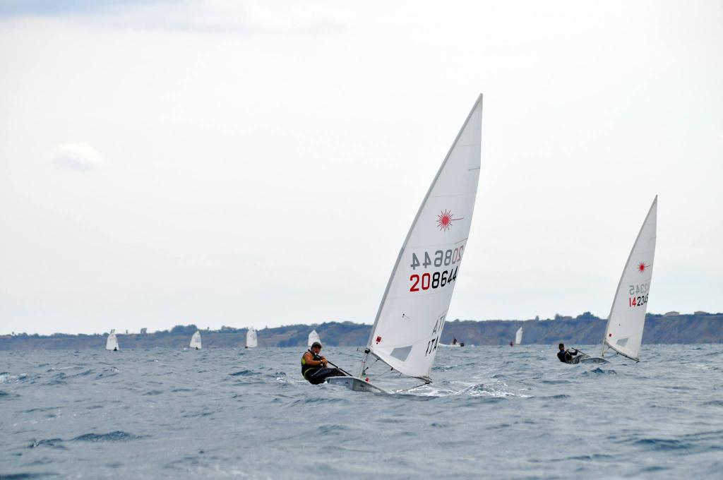 Campionato zonale Laser Crotone foto e classifiche (30)