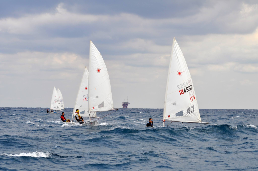 Campionato zonale Laser Crotone foto e classifiche (38)
