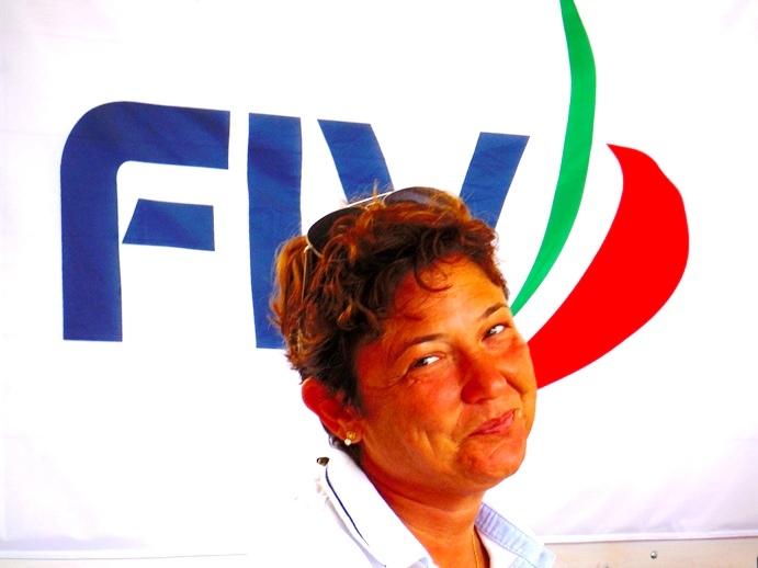 Valentina Colella, presidente VI Zona FIV. Foto, Archivio velapratica.it