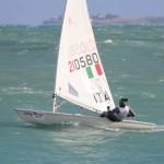 Ritorno di Fiamma a Crotone dell'olimpionica Silvia Zennaro
