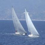 Il Centro Velico Lampetia di Cetraro è in testa al campionato regionale