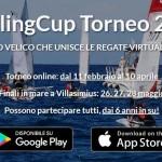 eSailing Cup, la prima regata virtuale