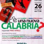 Belle storie di Calabria: Pino Aprile al Club di Crotone