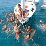 Cetraro, riapre la scuola di vela estiva del Centro Velico Lampetia