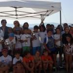Club Velico Crotone vittorioso nello stretto di Messina