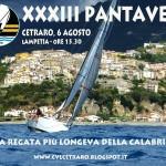 A Cetraro la XXXIII Pantavela, storica regata del Centro Velico Lampetia