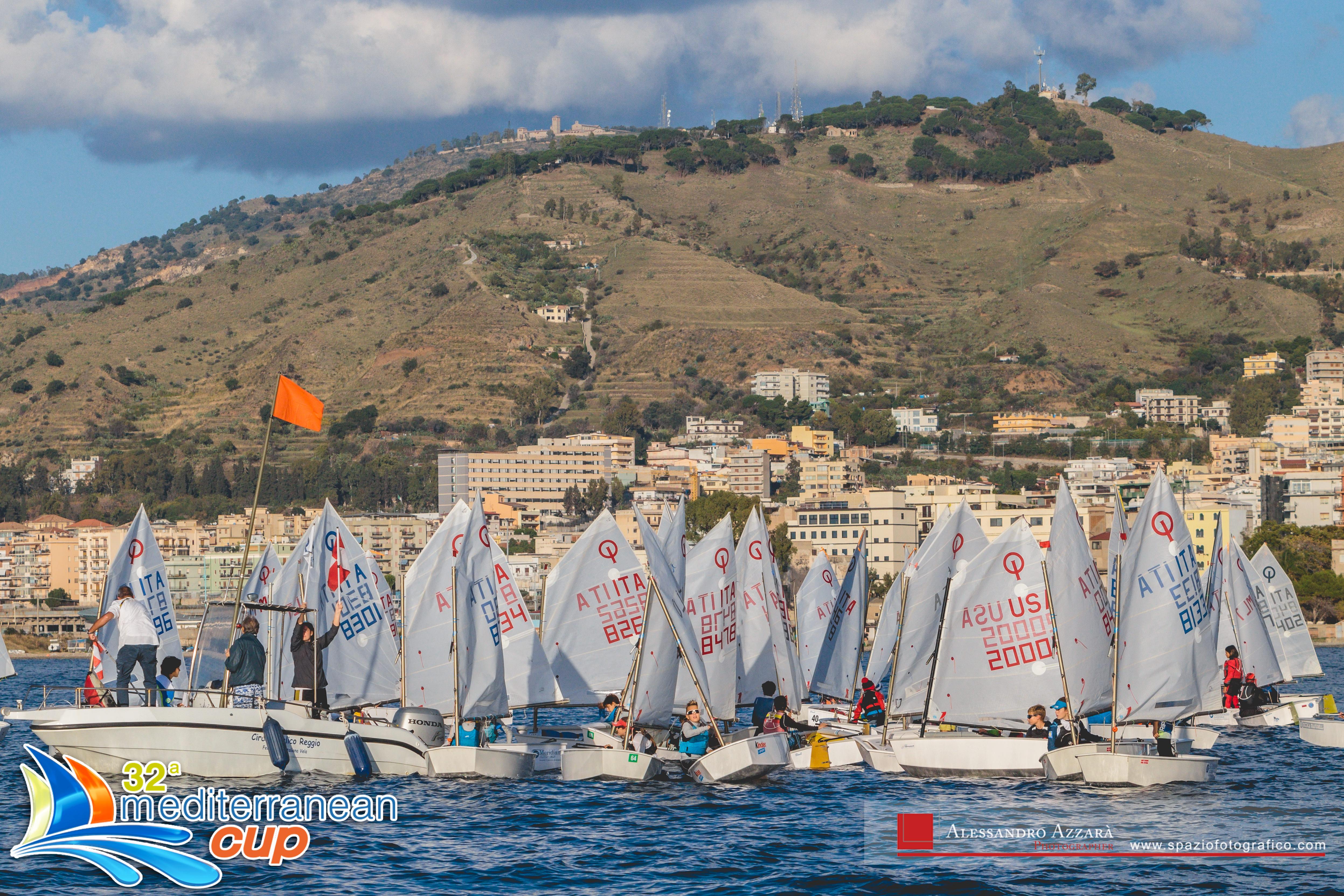 Reggio Calabria capitale della vela   Vela Pratica