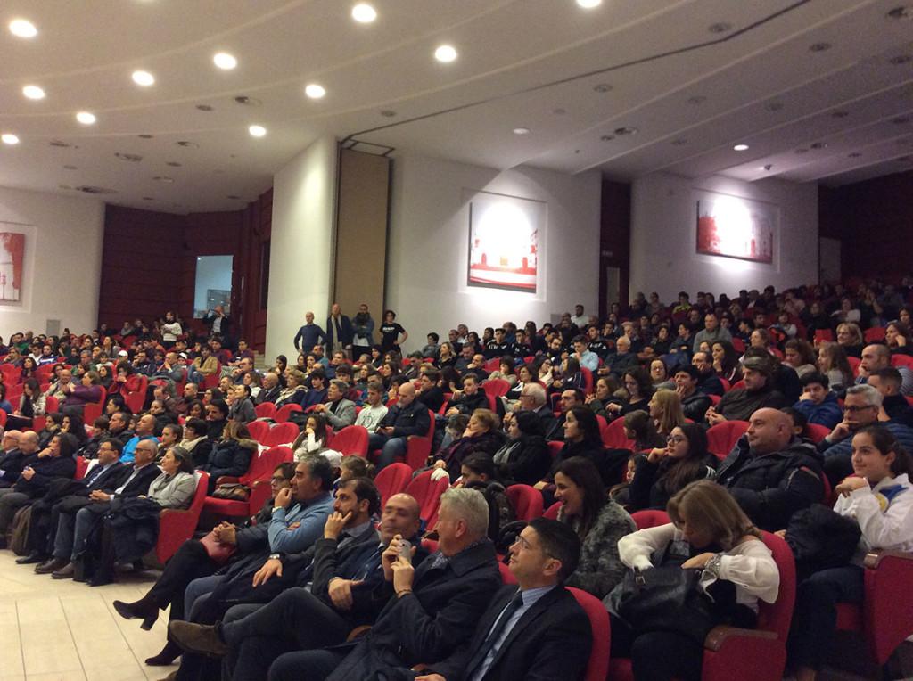 coni-pubblico-auditorium