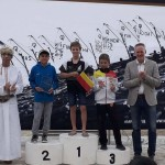 Medaglia d'argento in Oman per Alessandro Cortese
