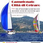 Vela a Cetraro, finale di campionato tra solidarietà e spettacolo