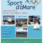 Sport d'aMare a Cetraro