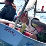 Destinazione Calabria: a Crotone iniziata la I Tappa del Trofeo Optimist Italia Kinder + Sport