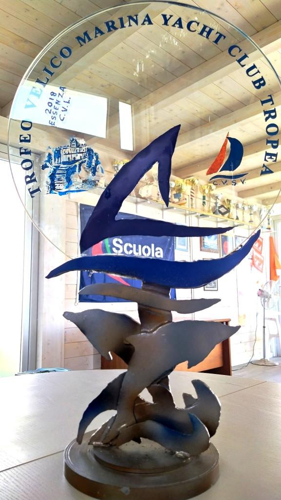 Il premio Marina Yacht Tropea. Nell'edizione 2018-2019 è stato conquistato da Essenza-Nature Med.