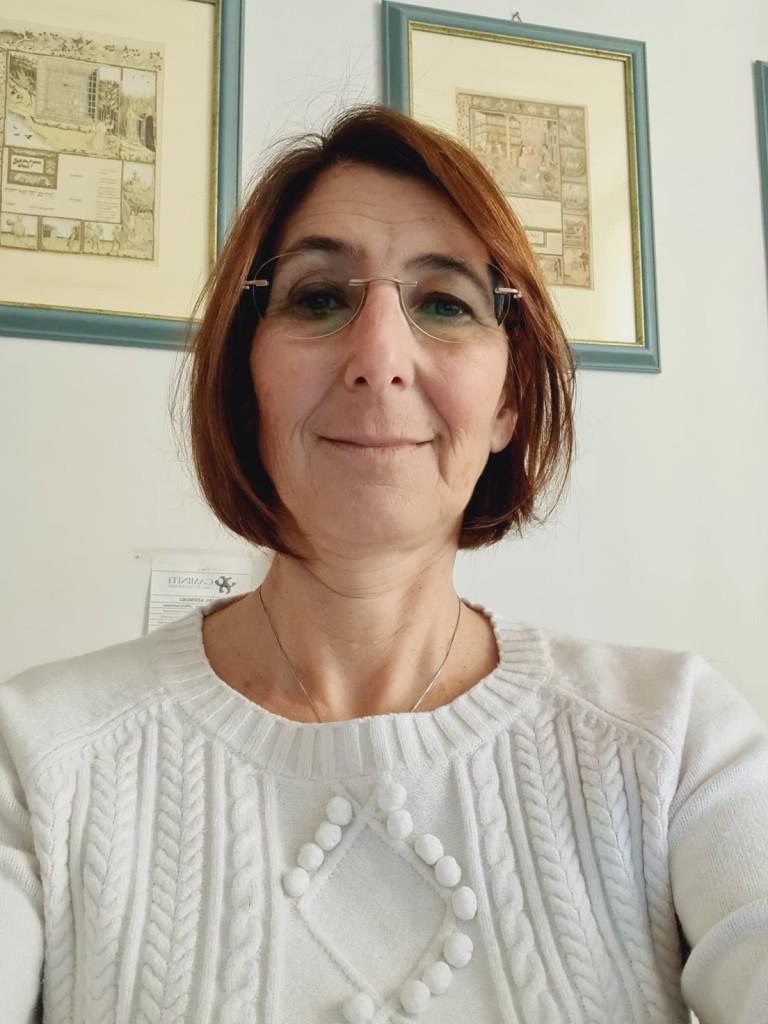 Adele Giuffrè (Segretaria verbalizzante e Tesoreria, Nuove affiliazioni, Sviluppo e Promozione)