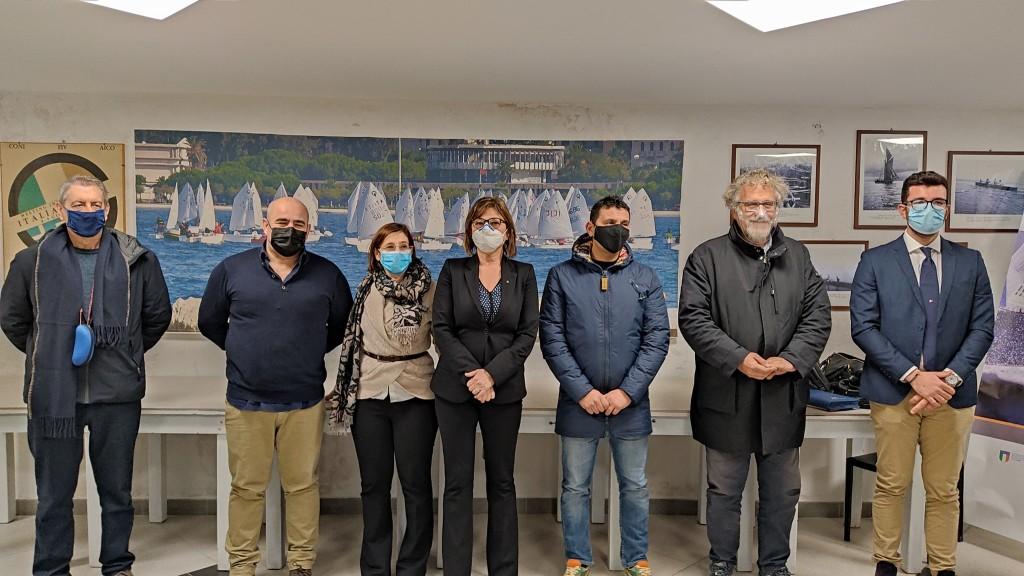 Il Comitato VI Zona: Giacinto Tesoriere, xxx, Adele Giuffrè, Valentina Colella, xxxx, Paolo Saraceno, Alessandro Giungato.