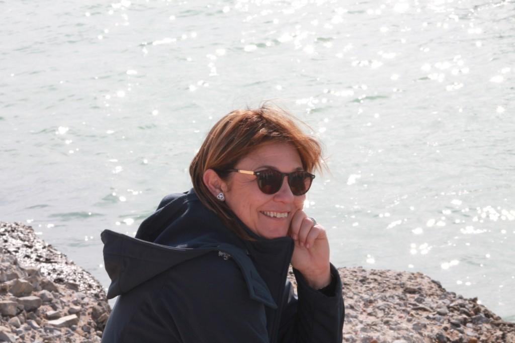 Valentina Colella (Presidente VI Zona FIV Calabria e Basilicata)
